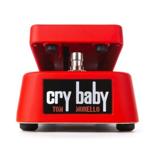 Jim Dunlop Cry Baby TBM95:Tom Morello Signature Cry Baby Wah《ワウペダル》【Webショップ限定】