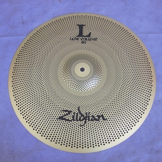 "Zildjian L80 Low Volume Cymbals 18"" Crash Ride【展示入れ替え特別価格!】"