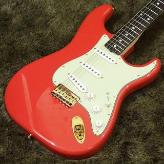 Fender Custom Shop MBS 1961 Stratocaster NOS Fiestared Hardtail w/Gold HW MH Masterbuilt by Paul Waller 【名古屋栄店】