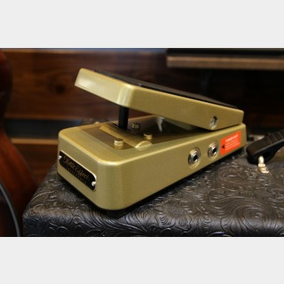 Xotic Volume Pedal XVP-250K High Impedance Gold