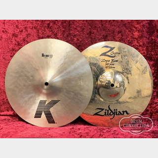 "Zildjian【中古】KZ Hi-Hats 13"" pair【送料無料】"