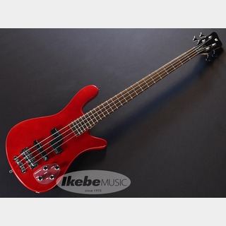 WarwickRockBass/Streamer LX 4 (Solid Red Metallic High Polish) 【特価】