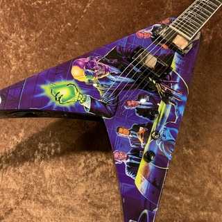 DEAN V DAVE MUSTAINE - RUST IN PEACE