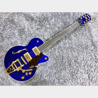 Gretsch G6659TG Players Edition Broadkaster Jr. Center Block Single-Cut Azure Metallic 【アウトレット特価】