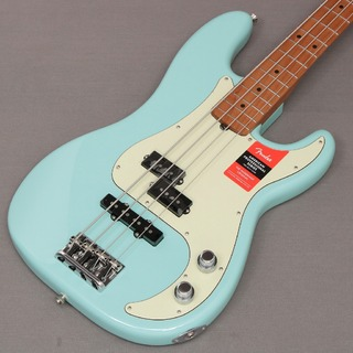 Fender Limited Edition American Pro PJ Bass Roasted Neck Daphne Blue Maple 【御茶ノ水ROCKSIDE】