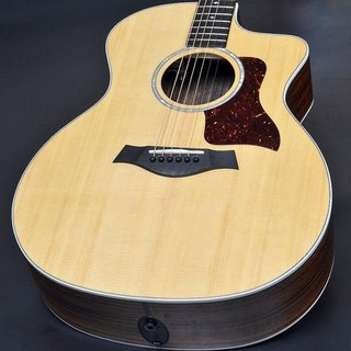 Taylor 214ce DLX Rosewood Natural 【S/N:2210290327】【福岡パルコ店】