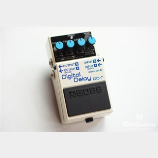 BOSS DD-7 - Digital Delay