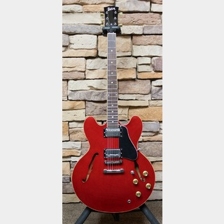Burny RSA-65 CHERRY RED