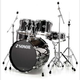 Sonor Select Force Stage3 Piano Black SEF11SG3 PB 【生産完了品特価48%OFF!!】