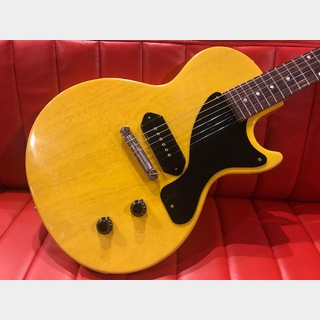 Gibson Custom Shop Historic Collection 1957 Les Paul Jr SC Vintage Gloss Bright TV Yellow【御茶ノ水FINEST_GUITARS】