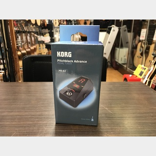 KORG Pitchblack Advance PEDAL TUNER PB-AD 【台数限定特価】【ペダルチューナー】