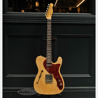 Fender Custom Shop 2020 Limited 1960s Telecaster Thinline Journeyman Relic Aged Natural