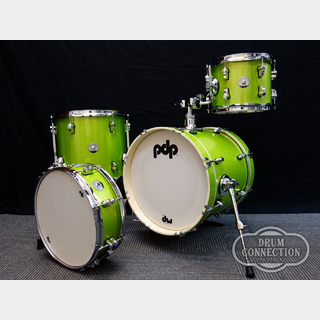 "PDP NEW YORKER 4pcs ""Electric Green Sparkle"" PD-NY1604 【送料無料】"