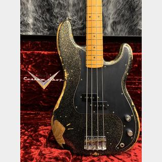 Fender Custom Shop J Signature Precision Bass Black Gold Masterbuilt by Greg Fessler 【浜松店】