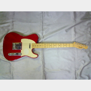 Squier by Fender Affinity Series Tele Candy Apple Red