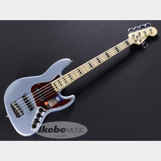 FenderAmerican Elite Jazz Bass V (Satin Ice Blue Metallic/Maple) [Made In USA] 【特価】