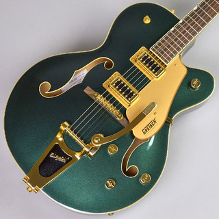 Gretsch G5420TG Limited Edition Electromatic Hollow Body Single-Cut with Bigsby Cadillac Green