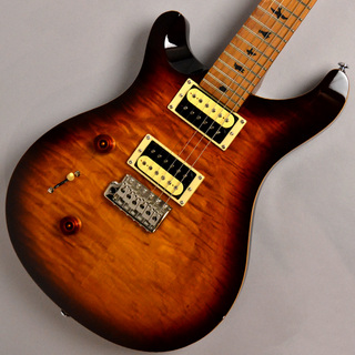Paul Reed Smith(PRS)SE Custom 24 Roasted Maple Tobacco Sunburst Lefty  #T11299【左利き】【Limited】【送料無料】