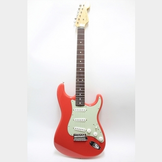 Fender Custom Shop 1960 Stratocaster N.O.S. Vintage Spec. / Fiesta Red