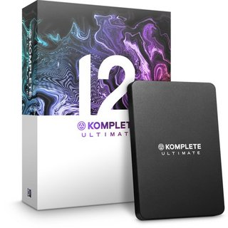 NATIVE INSTRUMENTSKOMPLETE 12 ULTIMATE FOR SELECT