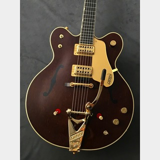 GretschG6122T-62 VS Vintage Select Edition '62 Chet Atkins Country Gentleman (#JT18073118) Walnut Stain
