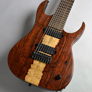 Strictly 7 Guitars Cobra Special 8st HT/T CURLY NARRA TOP エレキギター(8弦)