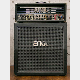 ENGLINVADER 150 Head with E412Vintage Cabinet & Z-9 MIDI Foot Switch