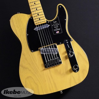Fender American Ultra Telecaster Ash (Butterscotch Blonde/Maple)