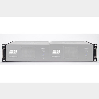 WAVESRack Shelf for Half-Rack SoundGrid Servers (Impact Server用 シェルフ)【WEBSHOP】