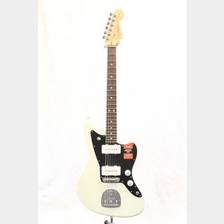 Fender American Professional Jazzmaster, Rosewoood Fretboard / Olympic White