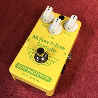 MAD PROFESSOR 【中古】Mellow Yellow Tremolo Hand Wired