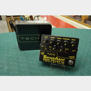 Tech 21 Sans Amp BASS DRIVE DI
