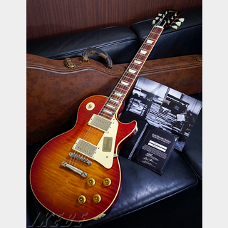 Gibson Custom Shop HISTORIC SELECT 1959 Les Paul Reissue Murphy Aged Believer Burst SN.9 6409 【現地選定品】