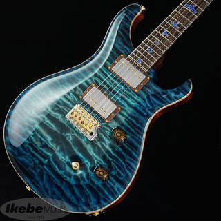 Paul Reed Smith(PRS) Private Stock #7639 Custom24 McCarty Thickness Ziricote Neck (Aquamarine Glow)