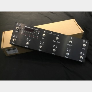 Free The Tone ARC-3 Audio Routing Controller Black