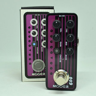 MOOER Micro Preamp 009