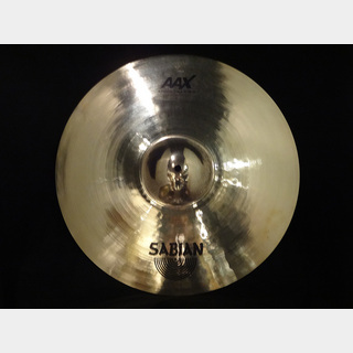 "SABIAN 【展示特価品50%OFF!】AAX 19"" X-PLOSION CRASH AAX-19XPC-B"
