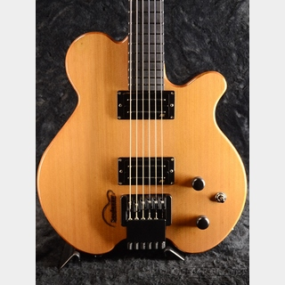 Soulezza Guitars 【新生活応援フェア】Lionel Loueke Signature Model ''Natural Gloss''【2.65kg】【金利0%対象】