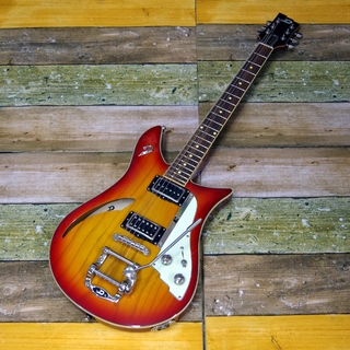 Duesenberg DDC-FB Double Cat Fireburst