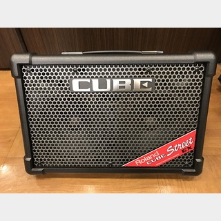 Roland CUBE Street EX Battery-Powered Stereo Amplifier 【展示入替特価】