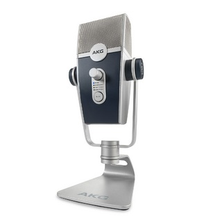 AKG Lyra-Y3 Side Address USB Condenser Microphone 【即日出荷可能!】