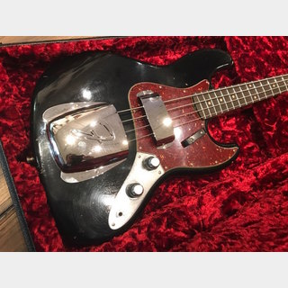 Fender Custom Shop MBS 61 Jazz Bass Journeyman Relic / Black Built By Jason Smith