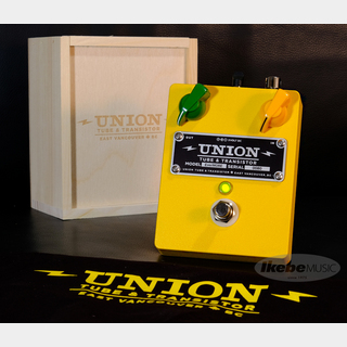 UNION TUBE&TRANSISTOR Ever MORE [Pre Amp,Clean Booster]