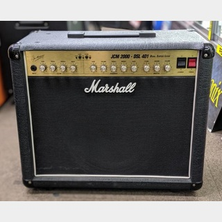 Marshall JCM2000 DSL401 Dual Super Lead 【オーバーホール済】
