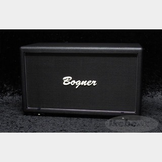 Bogner 2×12 Cabinet Closed Back Front-Loaded 16Ωor8Ω 【Black】【ご予約受付中!】