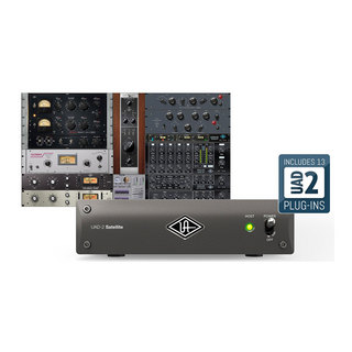 Universal Audio UAD-2 Satellite TB3 Quad Core