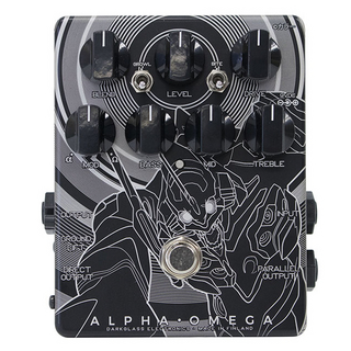 Darkglass Electronics Alpha Omega Japan Limited (EVA 初号機 ver.)【7月14日発売!!数量限定ご予約受付中!!】