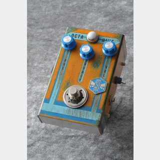Beetronics OCTAHIVE Custom Blue Stripe