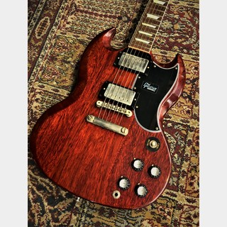 Gibson Custom Shop 【超軽量個体!!】Historic Collection M2M 1963 SG Standard TH Cherry Vintage Gloss #093542【2.82kg】