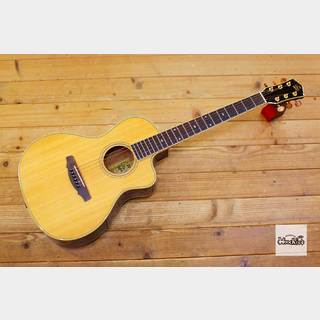 Crews Maniac Sound Grancha/Mahogany/Brazilian rosewood/Natural